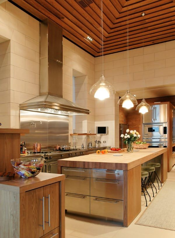 26 Most spectacular kitchens pinned on Pinterest for 2014 ...