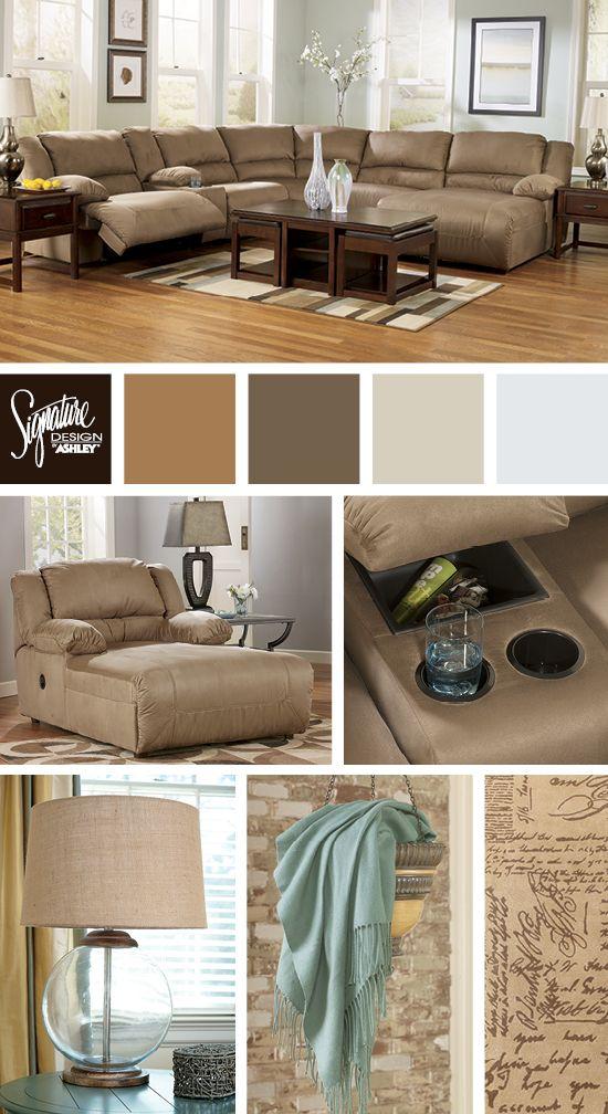 Photo of Hogan Sectional – Ashley Furniture