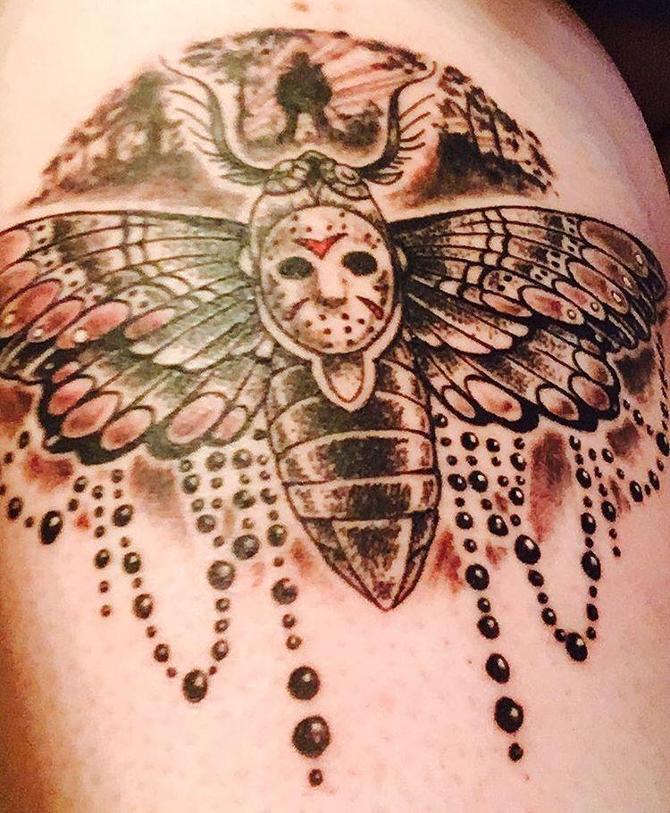 rat a tat tattoo friday the 13th