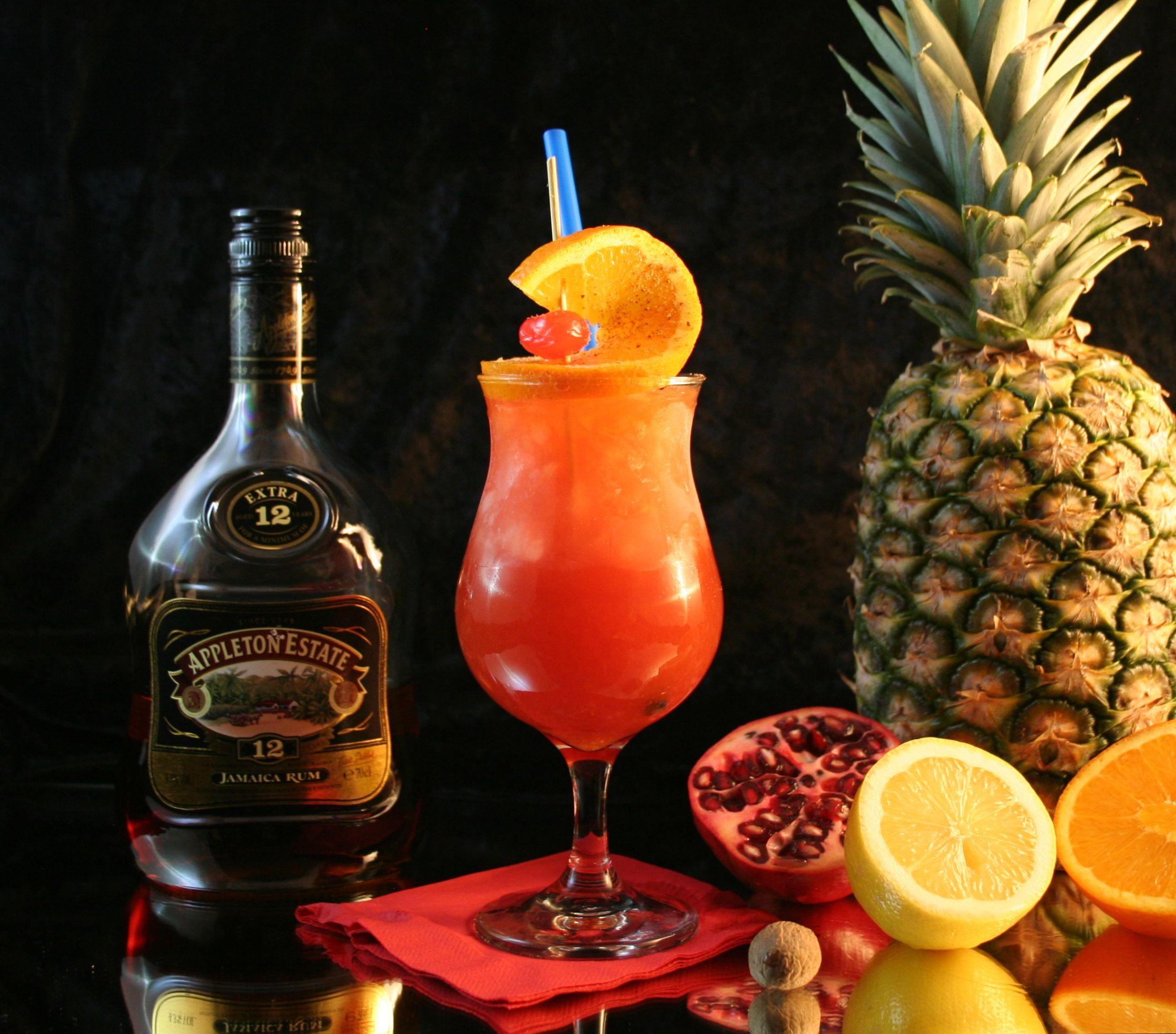 Planter's Rum Punch Recipe