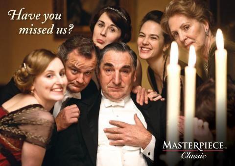 YES! I <3 Downton Abbey!