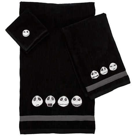 Jack Skellington Towel Set 3 Pc Favorite Things In