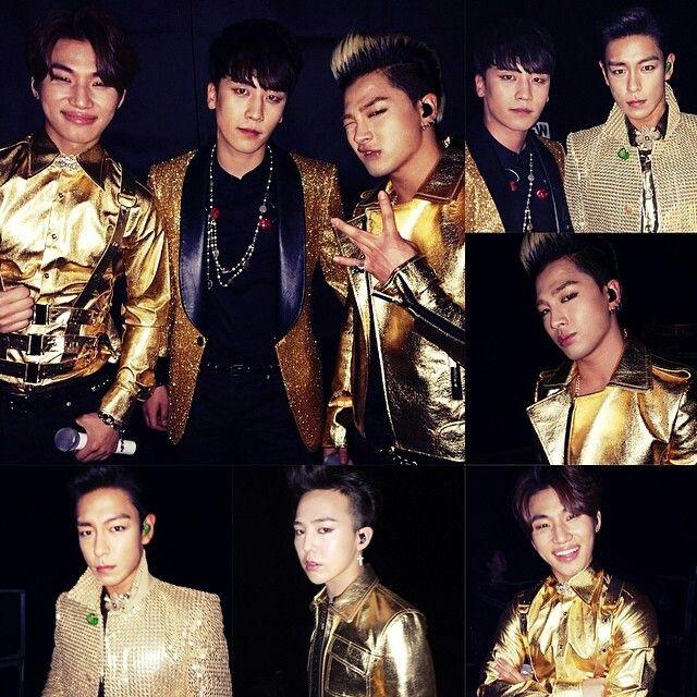 Golden Bigbang ^^