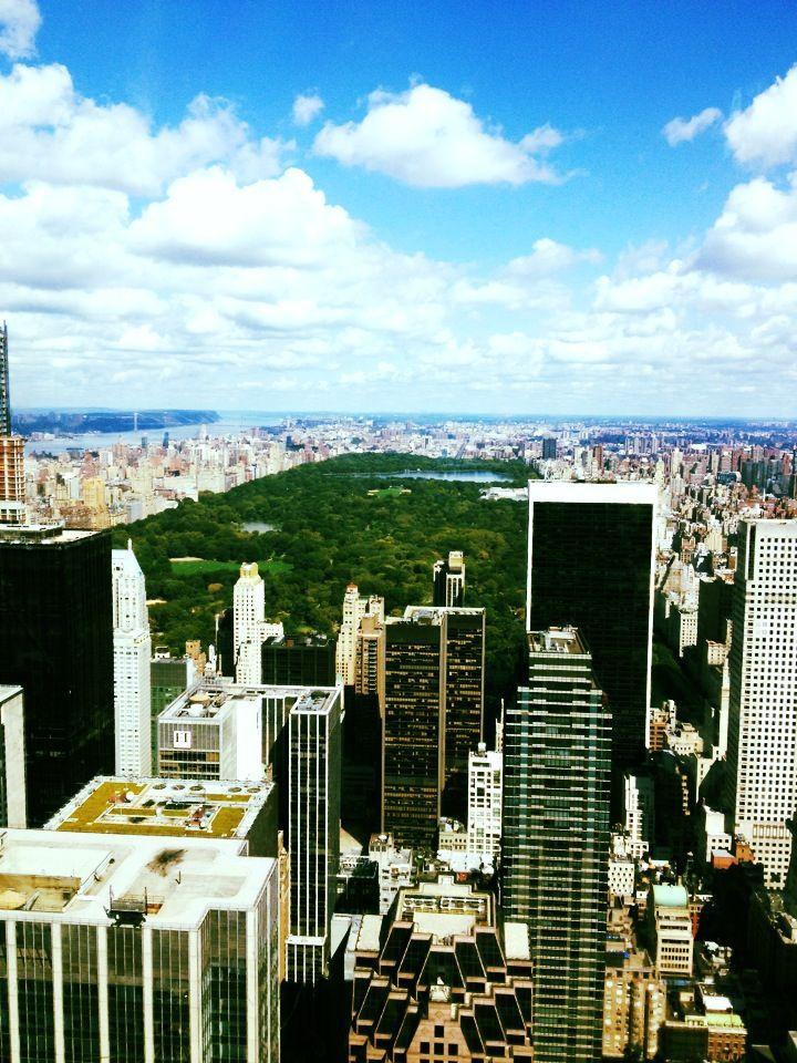Central park :)