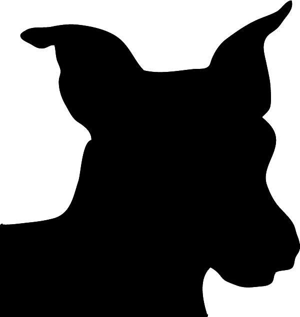 Dog Head Dog Silhouette Dinosaur Silhouette Silhouette