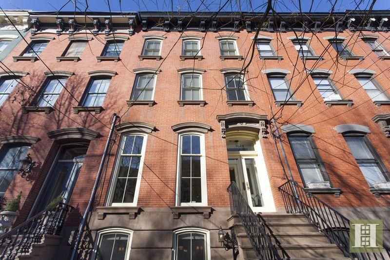 1024 Garden Street Grand Staircase Property Hoboken