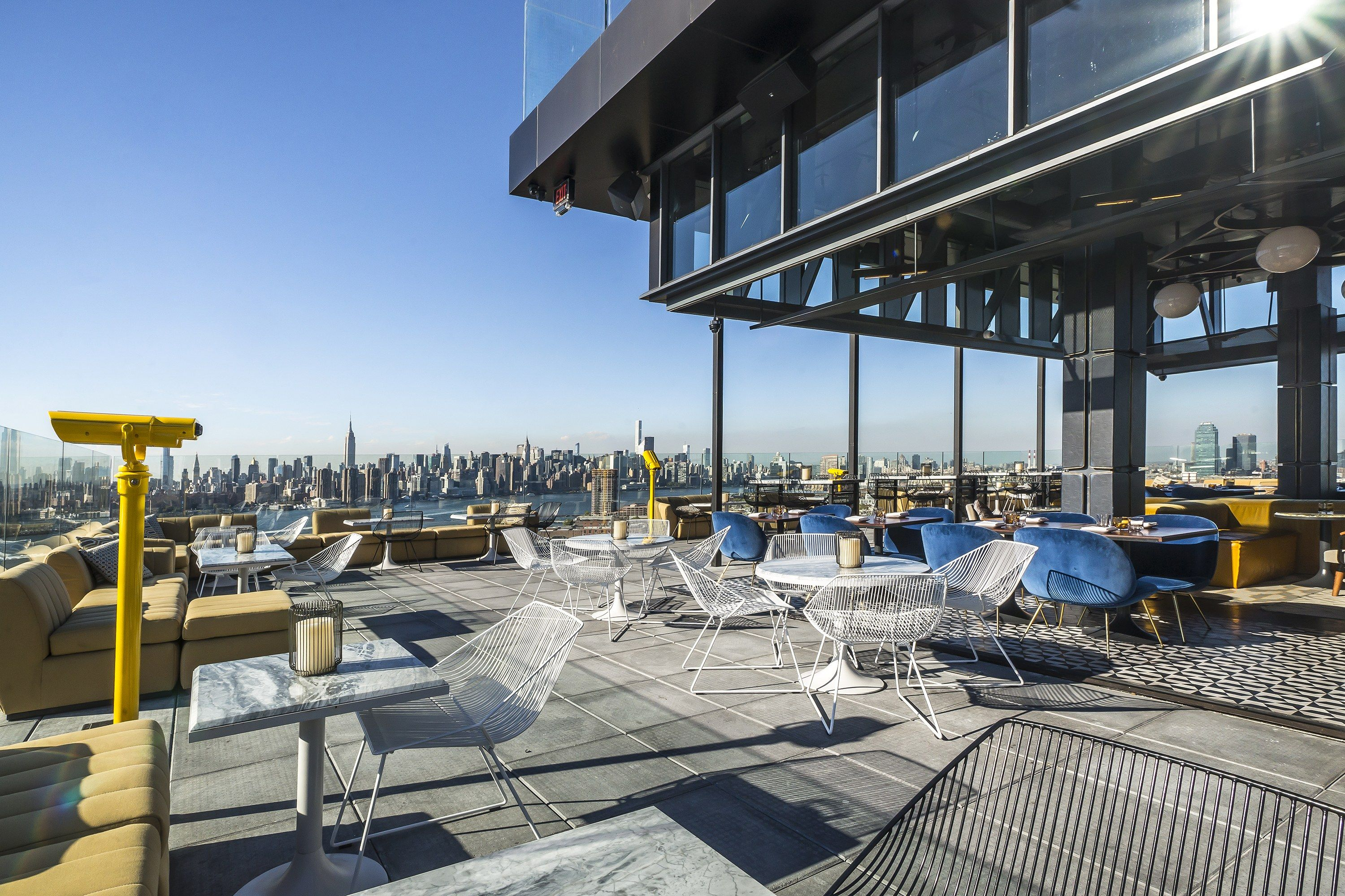 10 Best Rooftop Bars in NYC to Visit This Summer | Brides ...