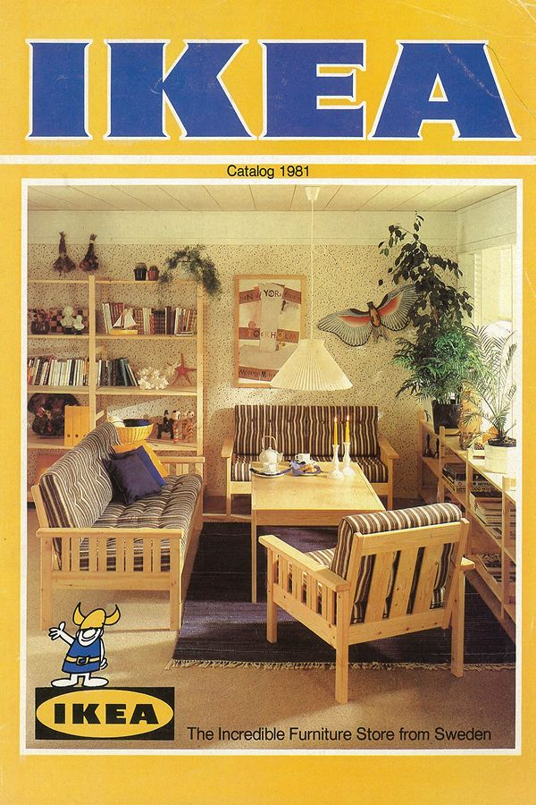 The 1981 IKEA Catalogue