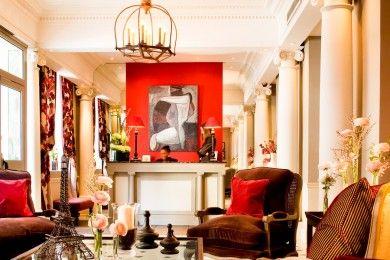 Hotel Sainte Beuve - notre engagement durable à Paris