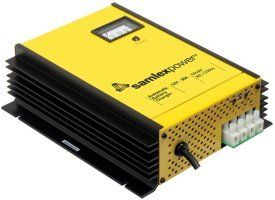 Samlex Sec1230ul 12 Volt 30 Amp Battery Chargerul Listed You Can Get Additional Details At The Image Lin Smart Charger Battery Charger Solar Panels For Home
