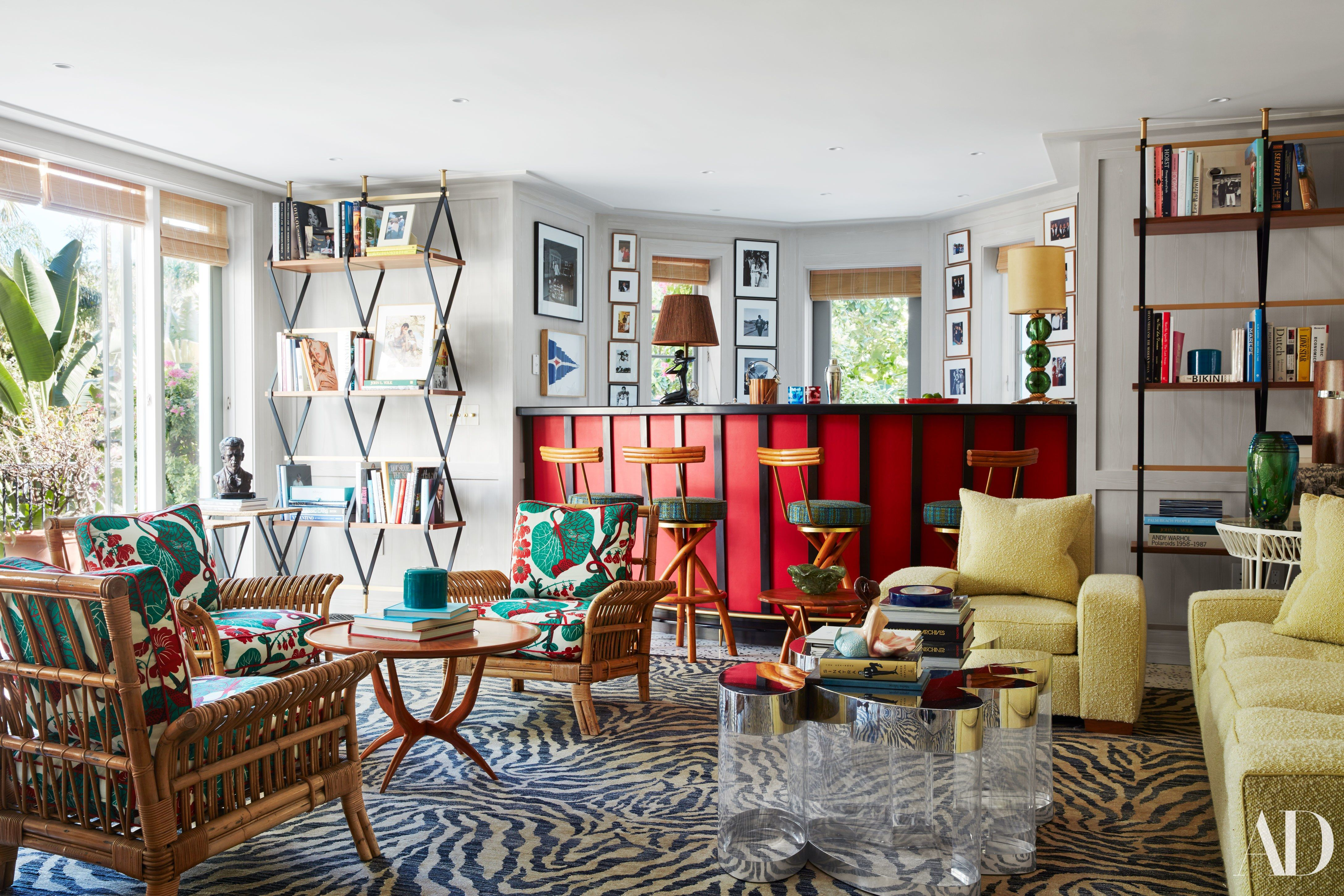 Enter The Vibrantly Revived Florida Home With Images Home
