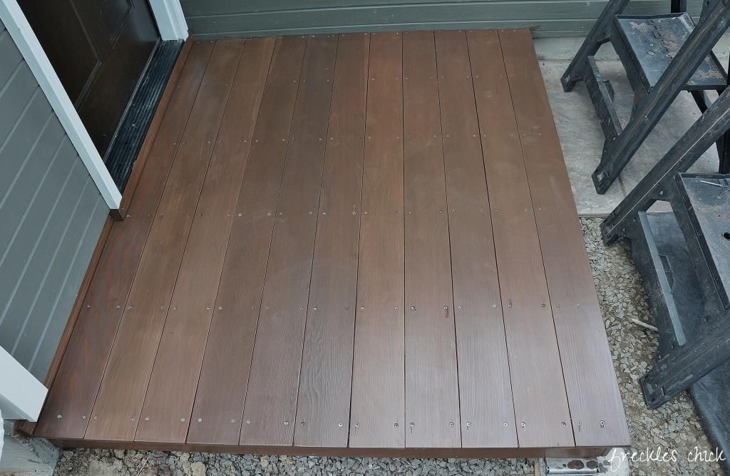 Stooping Up The Yardwork Staining Deck Deck Stain Colors