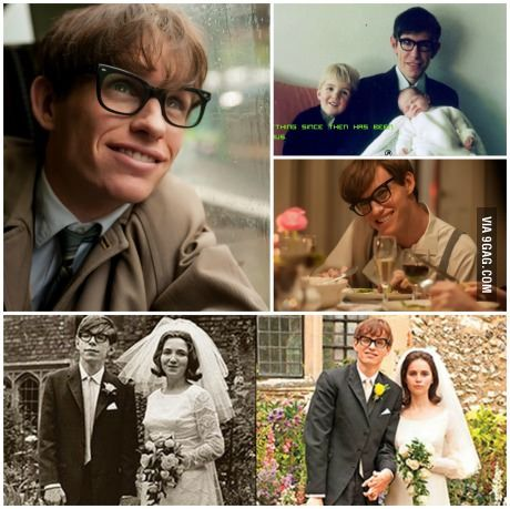 Eddie Redmayne should win the Oscar for the best Actor this year, his acting of Stephen Hawking was wonderful.