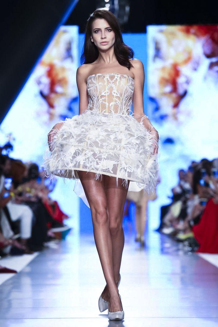 Arabic style sylwia romaniuk fall winter arab fashion week