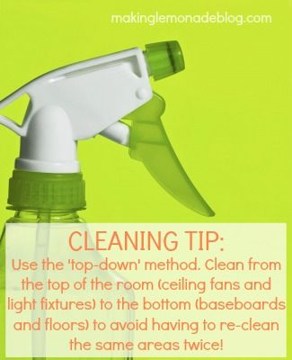 Brilliant Spring Cleaning Tips Tricks To Get Your Home Cleaned