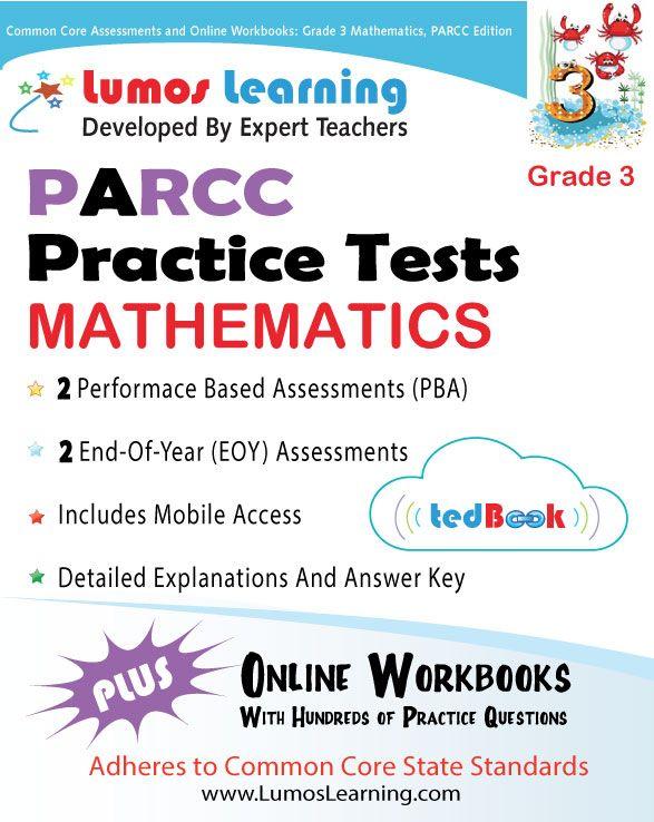 Lumos Tedbook School Edition Mathematics For Parcc 8883098277