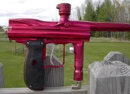 red angel paintball gun – a classic – my gun