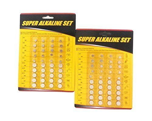 80 Piece Alkaline Button Battery Set Read More Reviews Of The Product By Visiting The Link On The Image Note Ama Cool Things To Buy Solar Shop Toy Camera