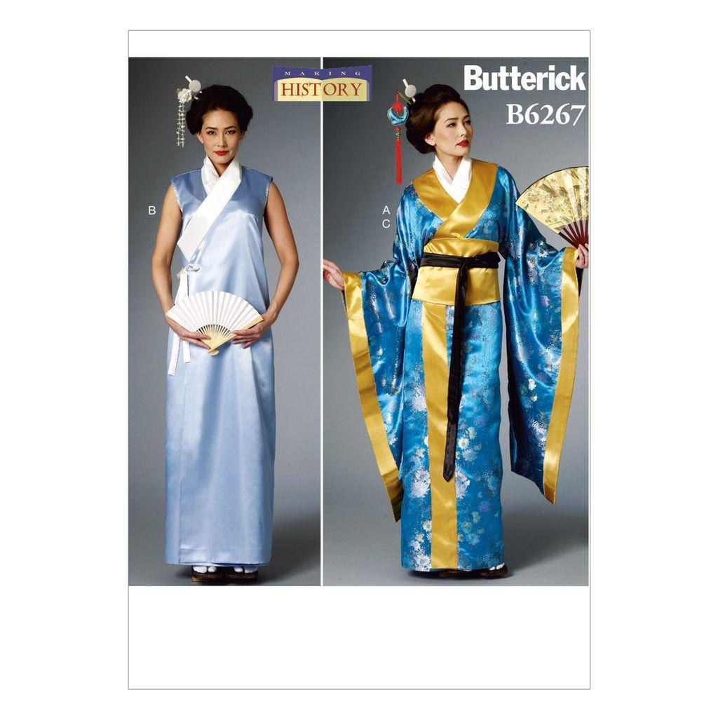 Butterick Pattern B6267 (14-16-18-20-22)