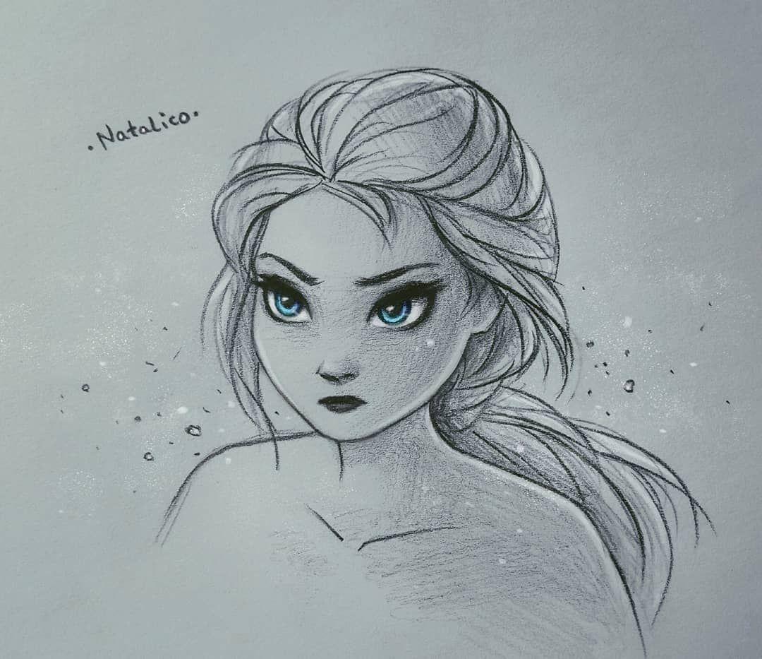 Disney Frozen 2 Elsa Disney Princess Drawings Frozen Drawings Disney Drawings