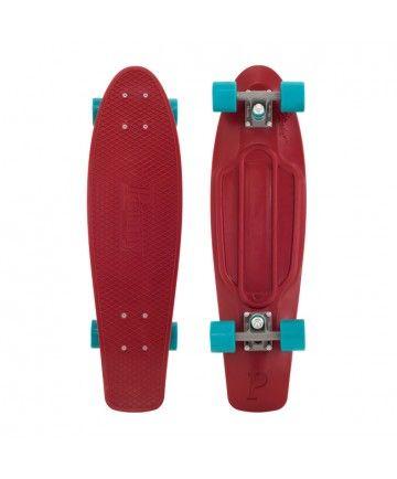 Baja 27 Penny 2014 Graphic Nickel Cruiser Skateboard