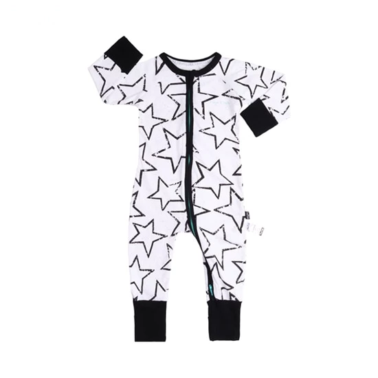 YERZ Jeep Wrangler Logo Infant Baby Girl Boy Romper Jumpsuit Outfits Clothes Sleepwear