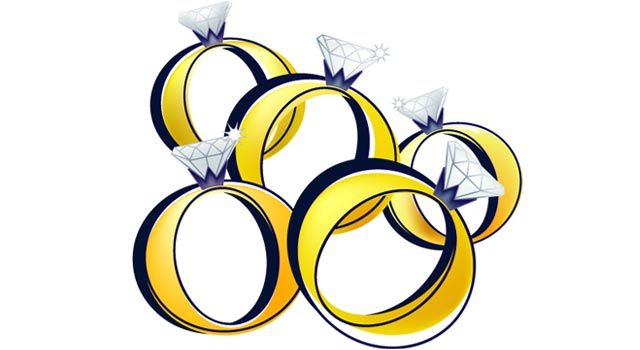 192c8a65 5 golden rings - Google Search | The 12 days of Christmas | Golden ...