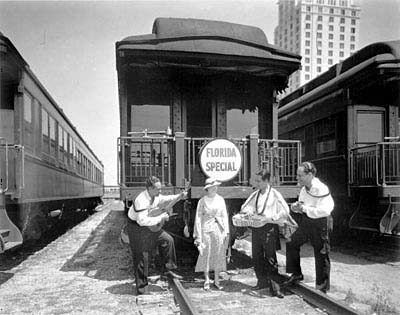 Tourism In The Early 1900s H Flagler S Florida East