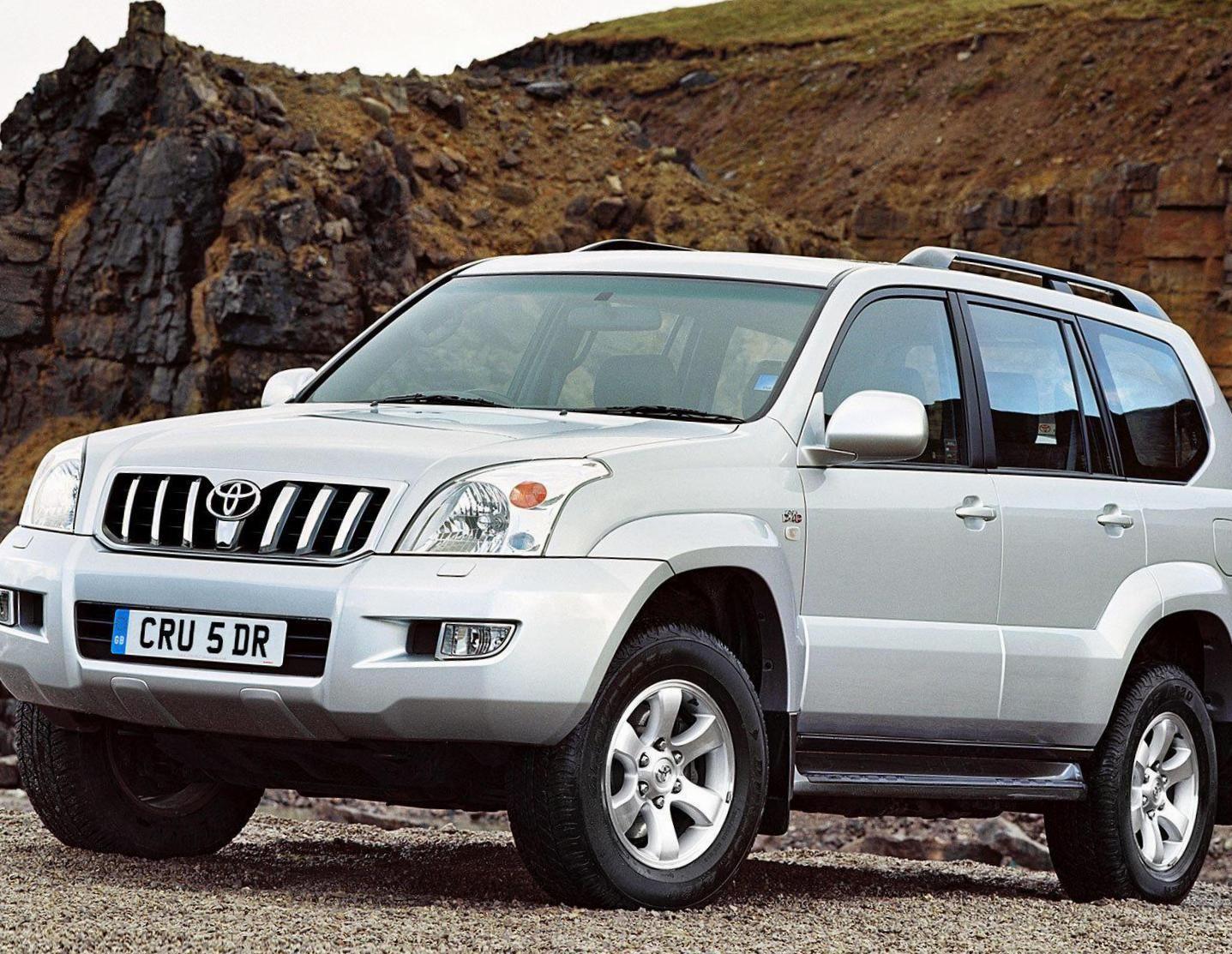 Land Cruiser Prado 120 Toyota for sale http//autotras