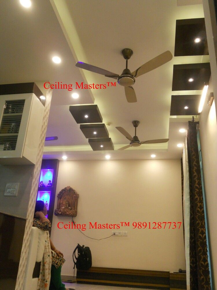 Ceiling Designs For Drawing Room Living Room Dining Room L Shape Rooms With Fans With Wooden T False Ceiling Design Ceiling Design Pop False Ceiling Design