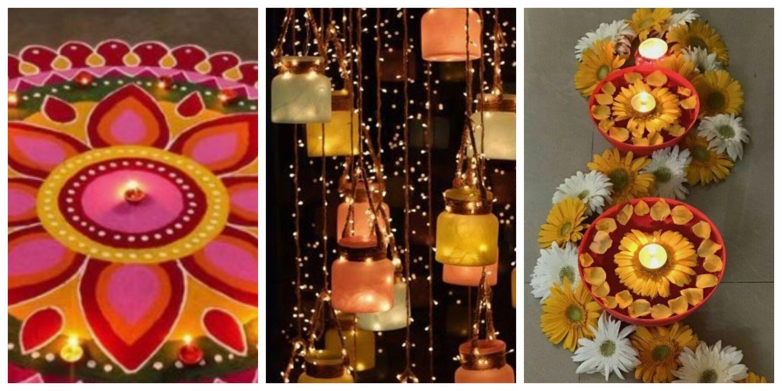 The Best Diwali Home Decoration Ideas Decorating Blogs Decorations Decor