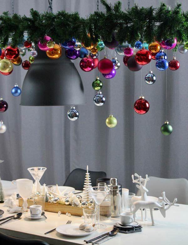 außergewöhnlicher Weihnachtsbaum - Deko - MoKoWo Weihnachtsblog