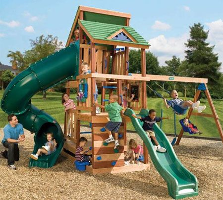 Arcadia Ii Playground For Your Kids Children S
