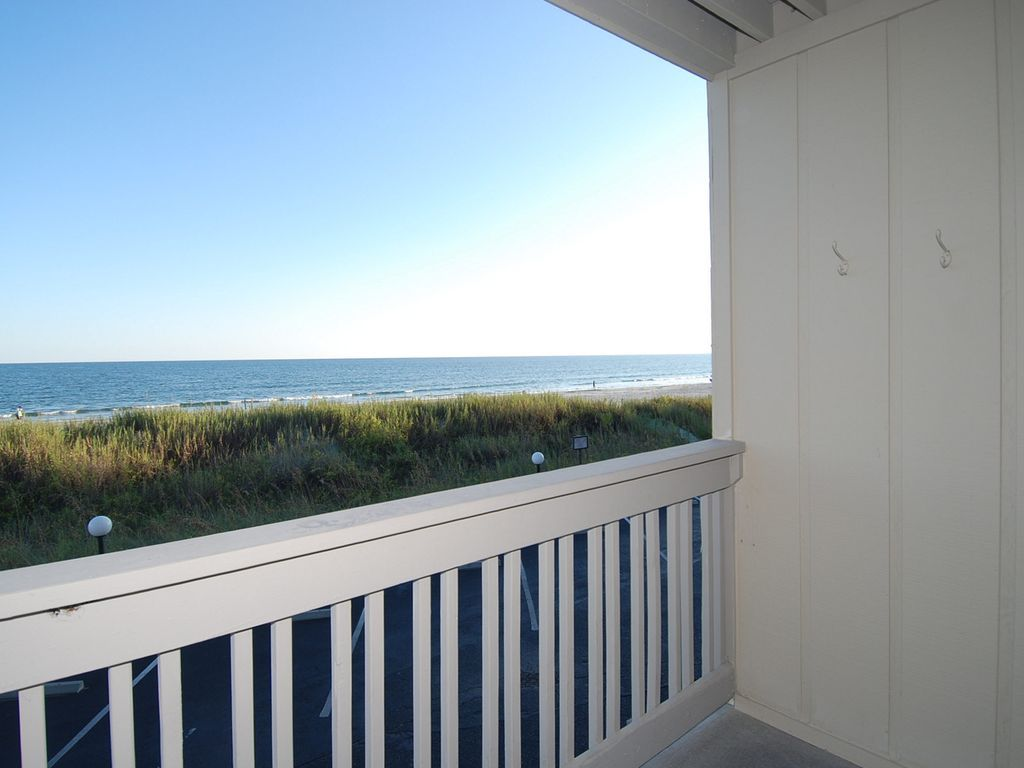2 bedroom oceanfront condo, pet friendly,... VRBO