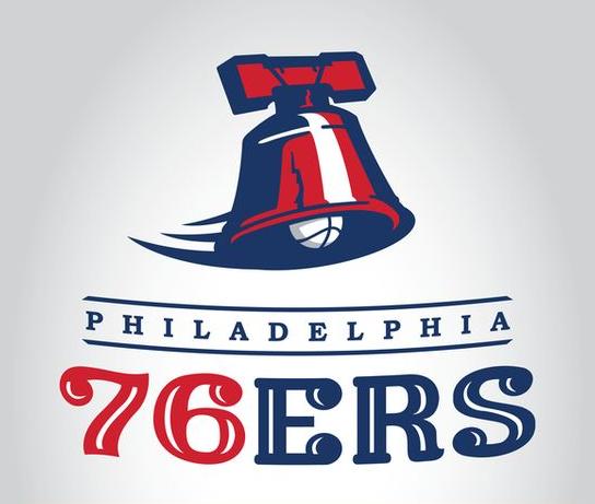 Your Favorite NBA Logos Redesigned Sports team logos