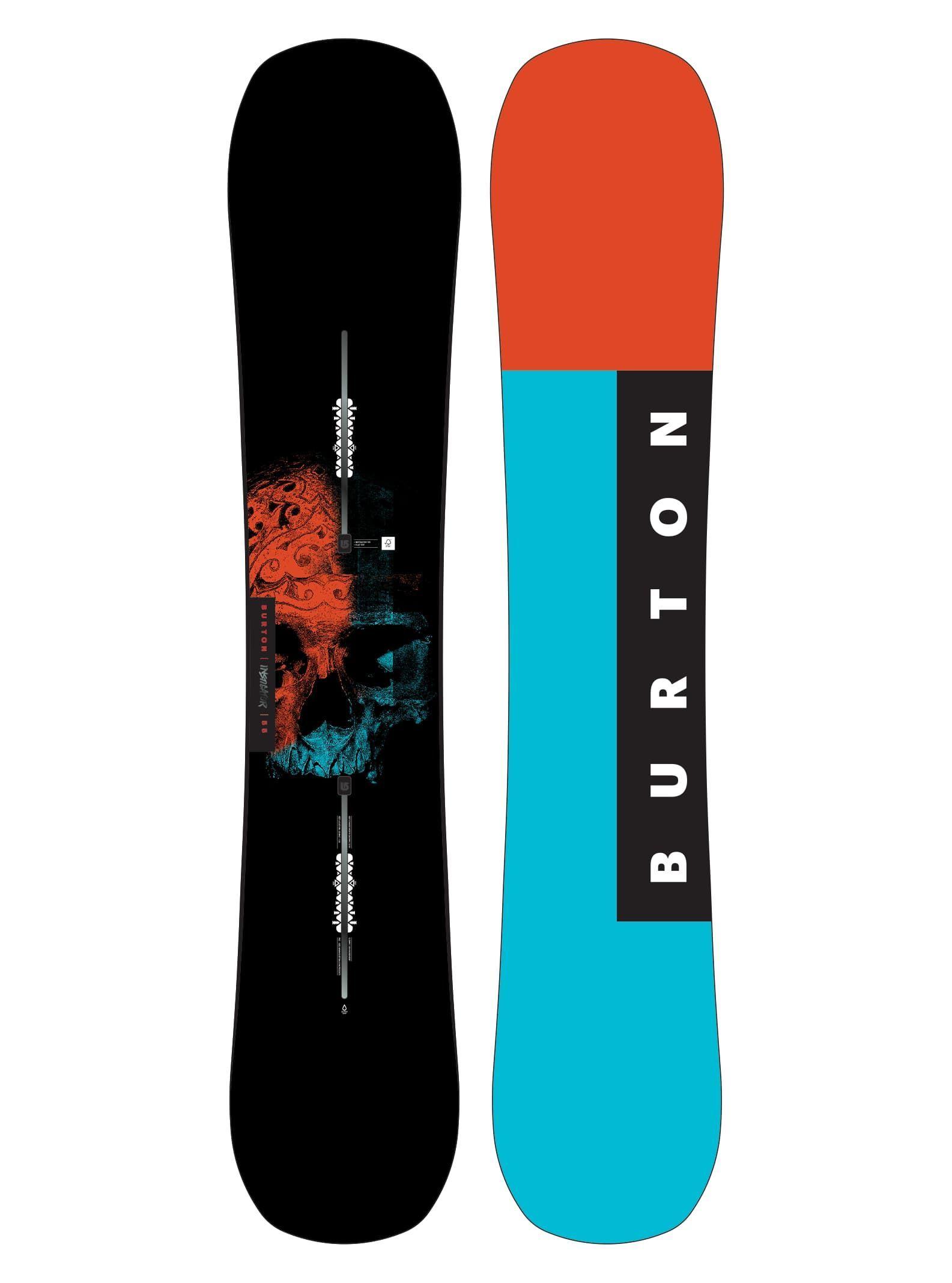 Freestyle Snowboard Men Burton Kilroy Custom 154 2018