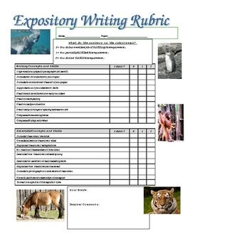 expository writing unit Expository writing is, without a doubt, the genre that your child will use most often in their school careers and on into their working lives by definition.