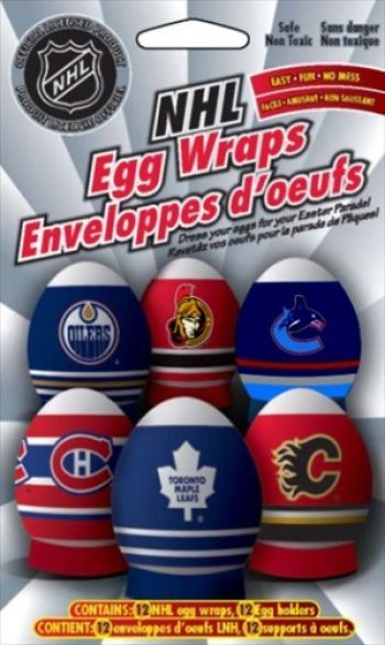 For the hockey fans we have nhl egg wraps hockey easter for the hockey fans we have nhl egg wraps negle Image collections