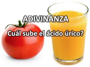 Dieta baja en acido urico pdf