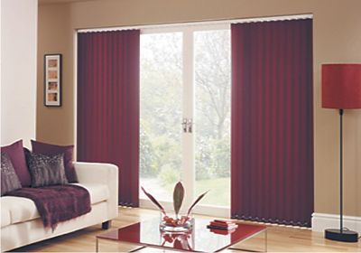 Wonderful Home Interior Design, Window Treatment Contemporary Style Apperance. Blinds  Curtains ...