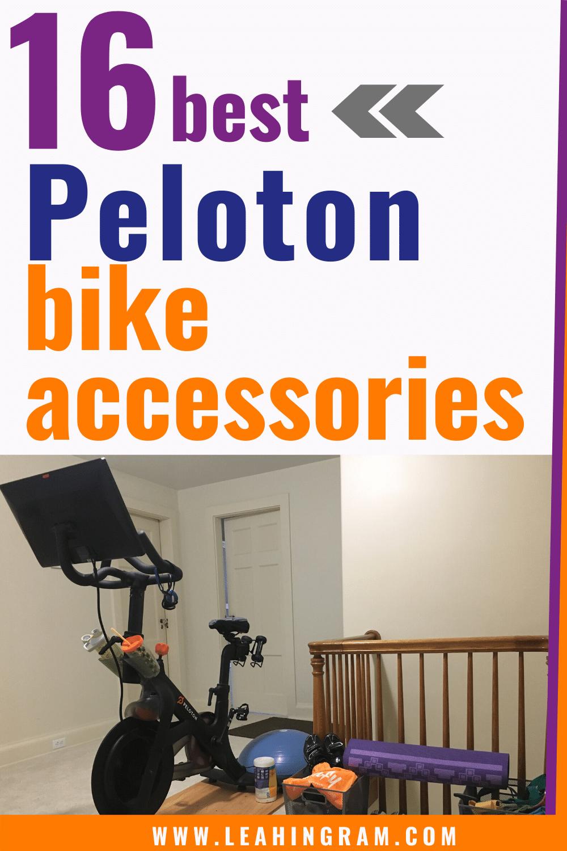16 Best Peloton Accessories You Must Buy In 2020 Peloton Peloton Bike Bike Accessories