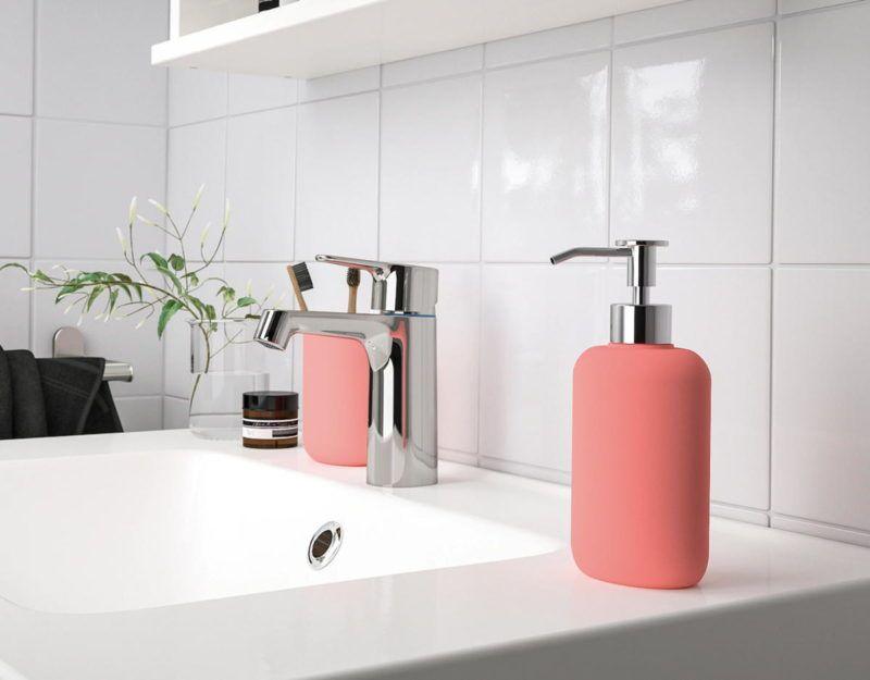 Accessori Bagno Ikea 2020.Catalogo Bagni Ikea 2020 Novita E Vantaggi Bagno Ikea Dispenser Di Sapone Accessori Da Bagno