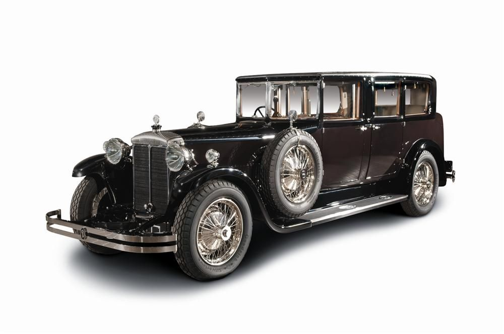 1928 cars of the world | 1928 Daimler Double Six Limousine | Classic Car Weekly