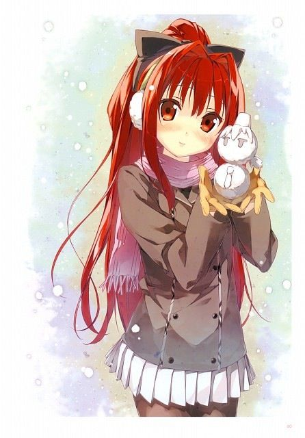if i wanted to be the cute adorable anime girl i would want to look