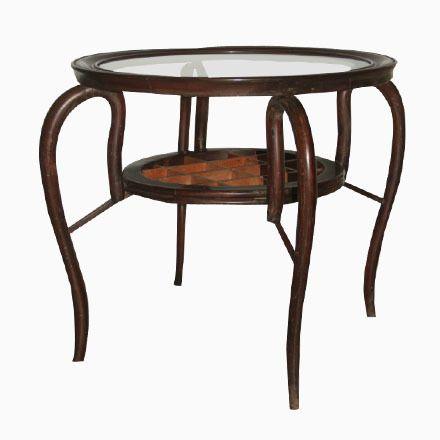 Runder Italienischer Tisch, 1950er Jetzt bestellen unter   - wohnzimmer italienisches design