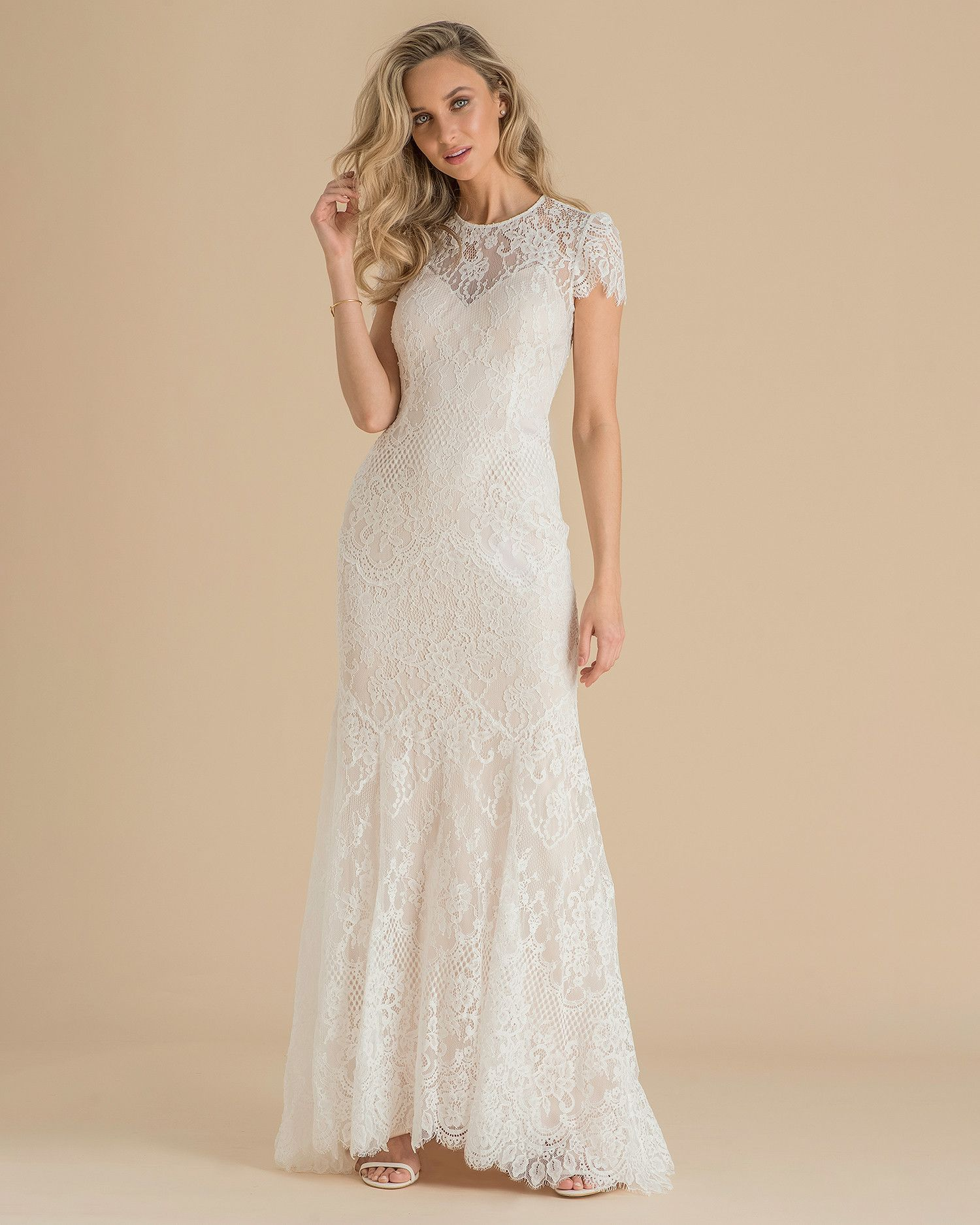 300de0946948 Catherine Deane Spring 2019 Wedding Dress Collection | Wedding Dress ...