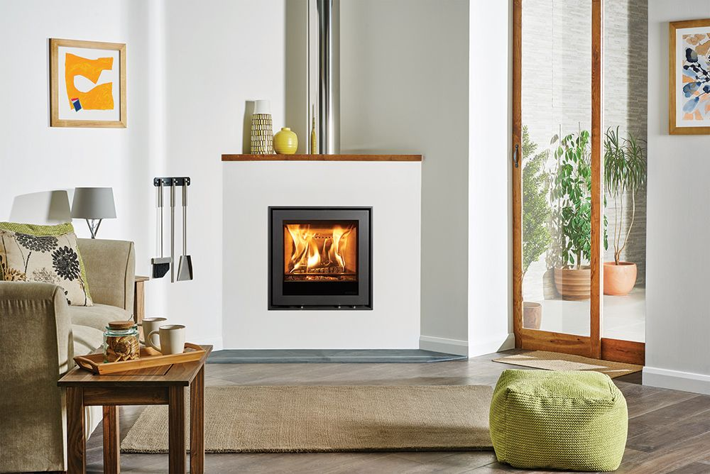 Another Awesome Thermal Mass Heater Home Furnace Home Fireplace