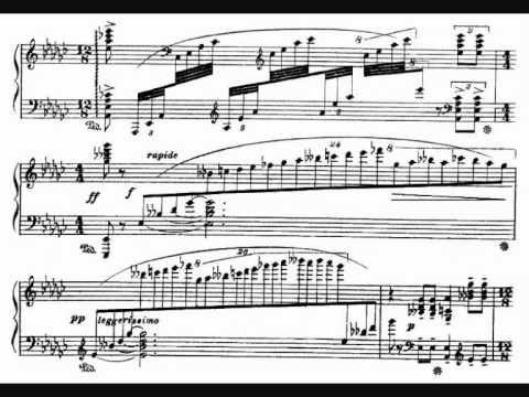 Respighi Notturno For Piano 1904 With Score Piano Piano Music Music Appreciation