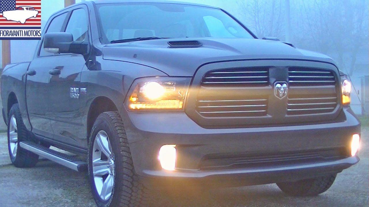 """Dodge Ram 1500 Sport: il test-drive dell'Ariete """"custom"""""""