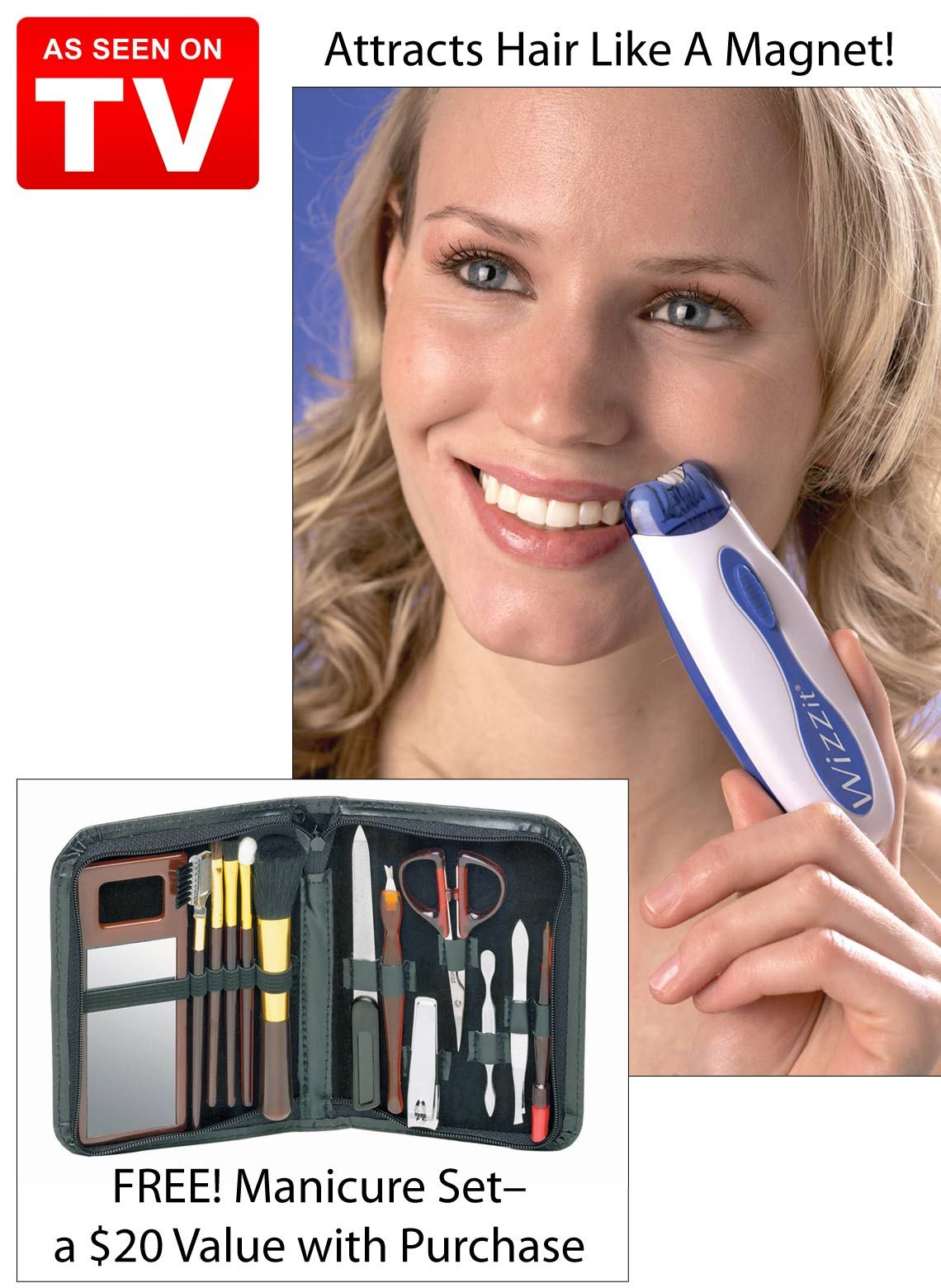 Wizzit Hair Remover Unwanted hair, Hair removal, Hair